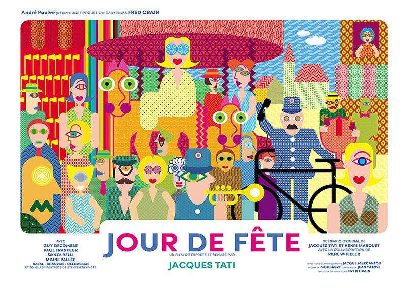Illustration Jacques Tati
