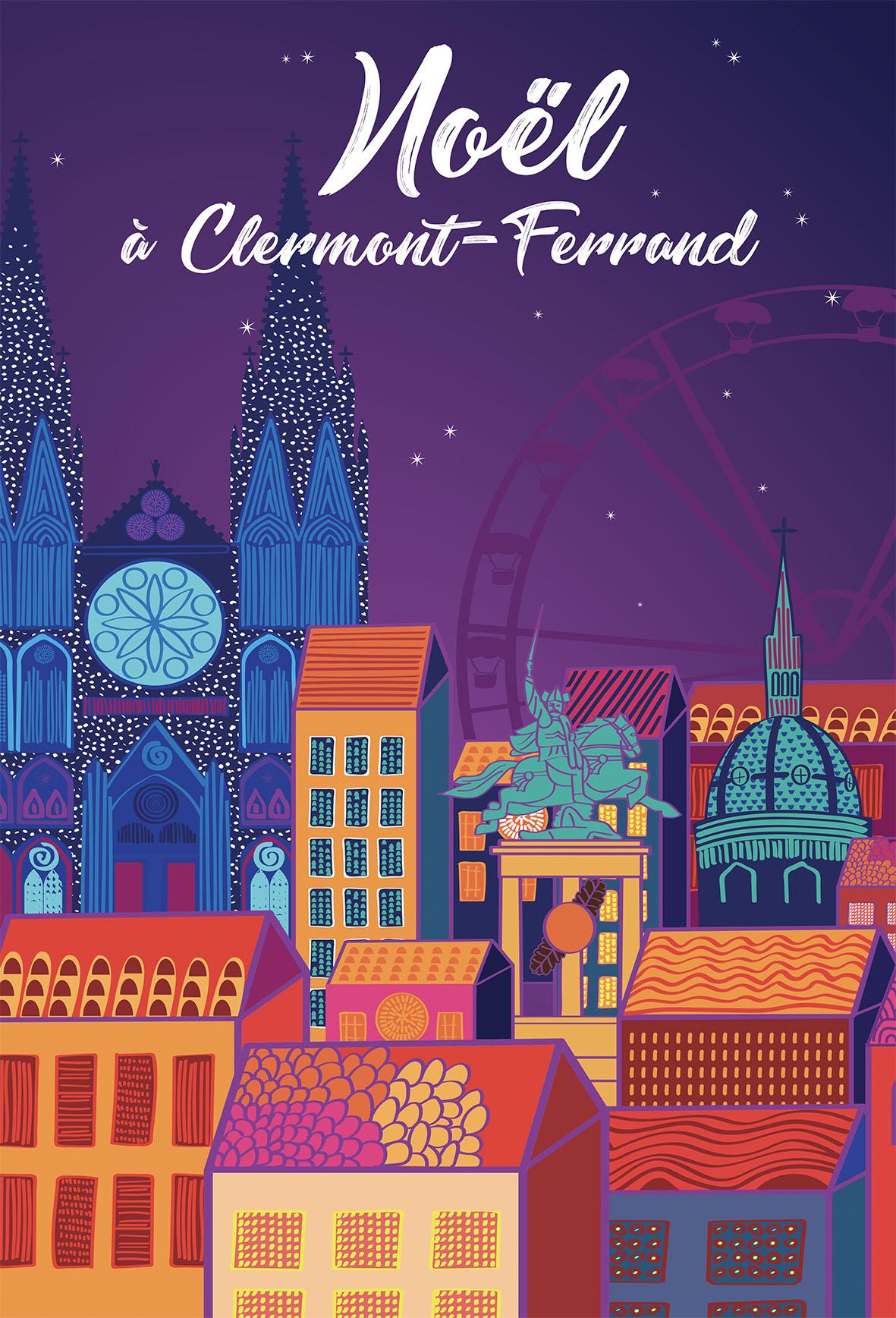 Illustration Clermont-Ferrand